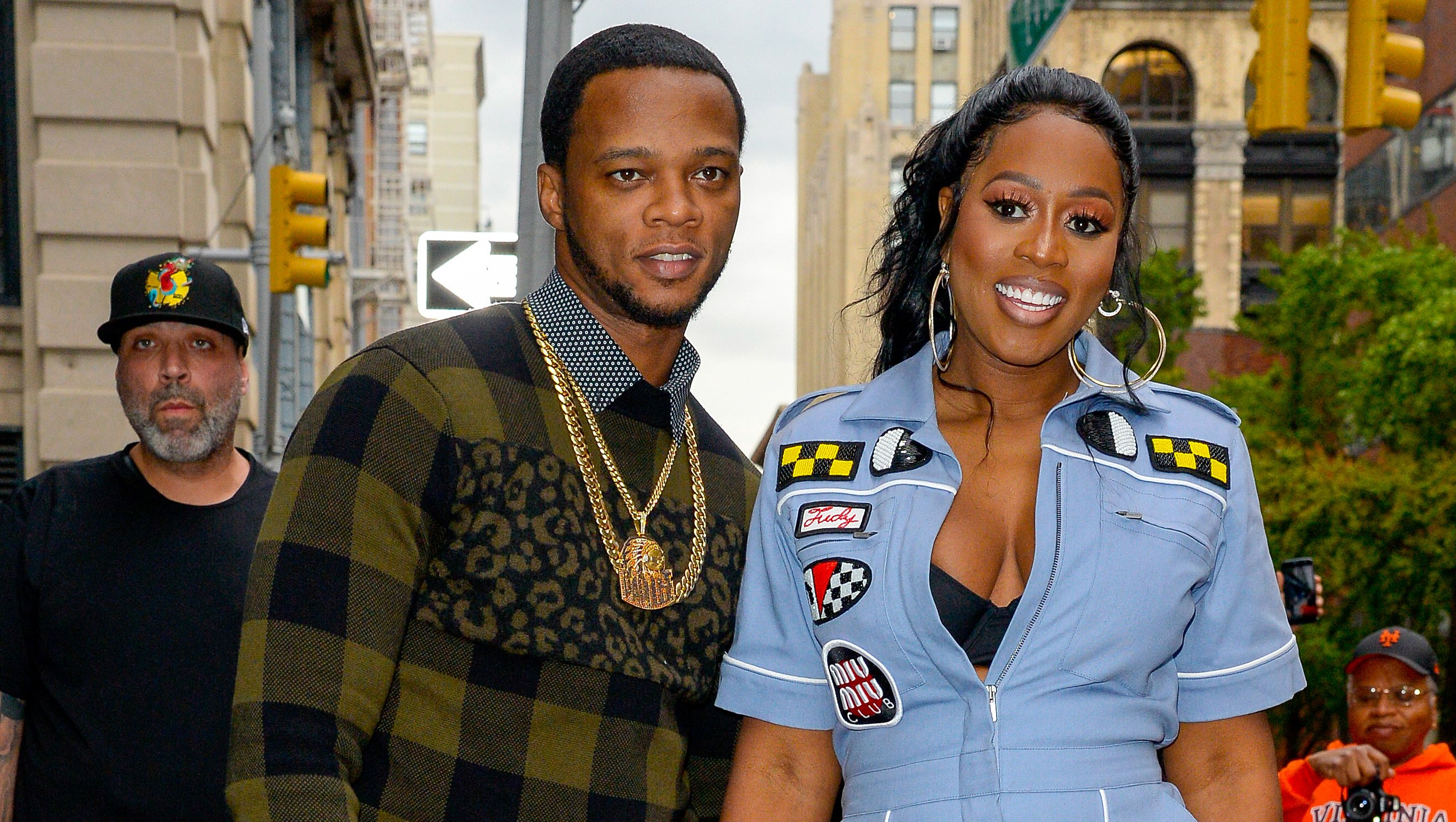 Remy Ma Gives Birth, Welcomes Baby With Papoose